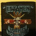 Testament - Disciples Of The Swatch Patch