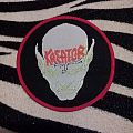 Kreator - Coma Of Souls Glow In The Dark Patch