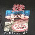 Morbid Angel - Domination / Masters Of Chaos Tour Shirt
