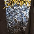 Suffocation - TShirt or Longsleeve - Suffocation - Pierced shirt
