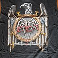 Slayer - European Campaign 1990 TShirt or Longsleeve