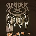 Slammer - TShirt or Longsleeve - Slammer - Work of Idle Hands shirt