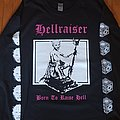 Hellhammer - TShirt or Longsleeve - Hellhammer / Hellraiser LS