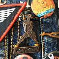 Iron Maiden - Pin / Badge - Iron maiden pin