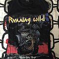 Running Wild - TShirt or Longsleeve - Under jolly roger t shirt
