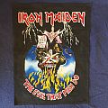 Iron Maiden - Patch - Iron maiden backpatch