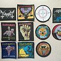 Mayhem - Patch - Original vintage patches