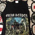 Grim Reaper - TShirt or Longsleeve - Grim reaper t shirt