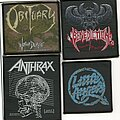 Obituary - Patch - vintage patches