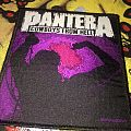 Pantera - Cowboys from hell Patch