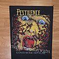 Original Print Pestilence - Consuming Impulse Back Patch