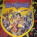 Bolt Thrower - War Master Shield Patch
