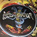 Holy Terror Woven Patch