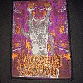 Malevolent Creation - The Ten Commandments vintage patch