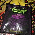 Gorguts - Considered Dead original Patch