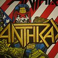 Anthrax Shape Patch