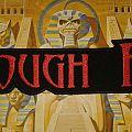 Slough Feg - Patch - Custom made Slough Feg embroidered backshape