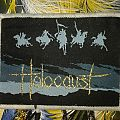 Woven Holocaust patch