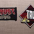 Vintage Trust patches
