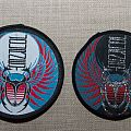 Journey - winged scarab patch