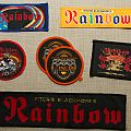 Vintage Rainbow patches