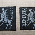 Iced Earth - Patch - Iced Earth - Night of the Stormrider Patch