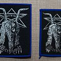 Witchfynde - Give Em Hell Patch comparisson