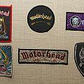 Vintage Motörhead Patches
