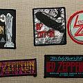Vintage Led Zeppelin patches
