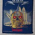 U.D.O. Timebomb vintage patch