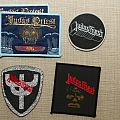 Vintage Judas Priest Patches