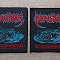 Sepultura - Schizophrenia Vintage Patch