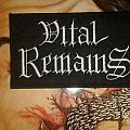 Vital Remains Patch