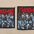 Manowar - Fighting the World Patch comparision
