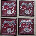 Metallica Creeping Death patches