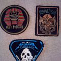 Iron Maiden - Patch - Vintage rubber patches