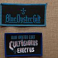 Blue Öyster Cult vintage patches