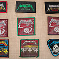 Metallica patch collection