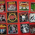 Obituary - Patch - Vintage rubber patches - collection