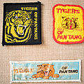 Tygers of Pan Tang patch collection
