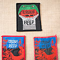 Uriah Heep patch collection