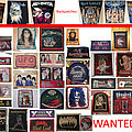 My wanted patches