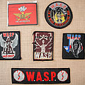 W.A.S.P. - Patch - W.A.S.P. patch collection