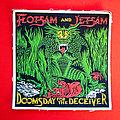 Flotsam & Jetsam - Patch - Flots & Jets for Schau in die Dunkelheit