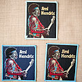jimi hendrix Patch collection