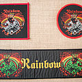 Rainbow rising patch collection