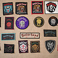 Motörhead patch collection
