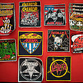 Slayer - Patch - Vintage rubber patches