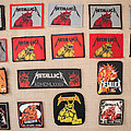 Metallica - Jump in the Fire patch collection