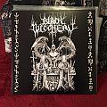 Black Witchery / Revenge Split Holocaustic Death March To Humanity's Doom Tape / Vinyl / CD / Recording etc